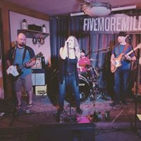 Five More Miles is back in action at Shannons Pub