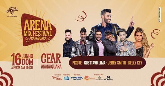 Arena Mix Festival  AraraquaraSP
