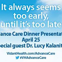 Advance Care Planning Dinner Presentation