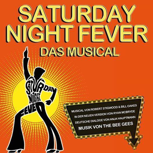 Saturday Night Fever - Das Musical in Mnchen