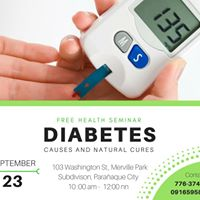 Diabetes Causes and Natural Cures