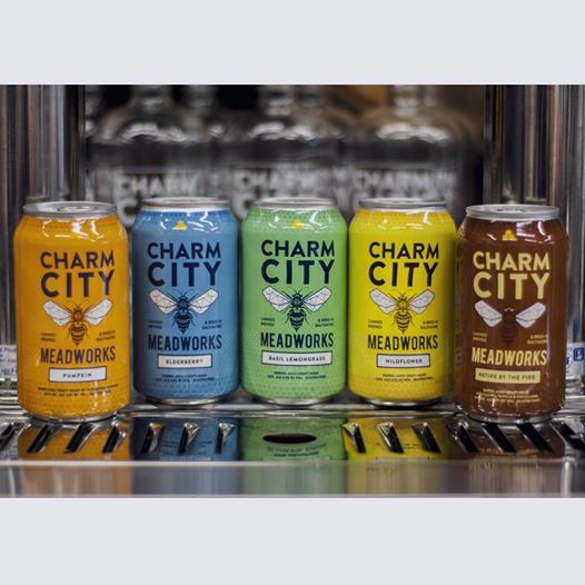 Charm City Meadworks and Oliver Brewing at 7 Cuz Beer