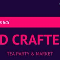Mad Crafters Tea Party &amp Market