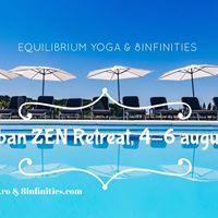 Urban ZEN Retreat 4-6 august 17