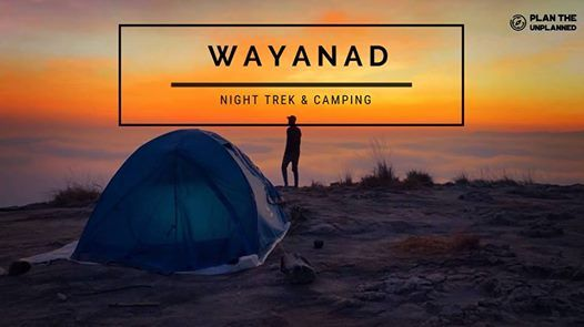 Wayanad Night Trek & Camping  Plan The Unplanned