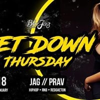 Get Down Thursdays (Hip Hop x RnB)