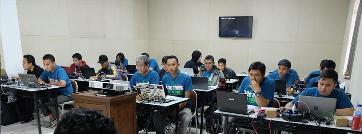 Training MTCNA - Yogyakarta