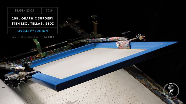 Livelli 3rd edition  108_Graphic Surgery_Sten Lex_Tellas_Zedz