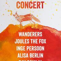 Fox and Friends Concert - Breda
