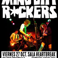 Ming City Rockers en Albacete