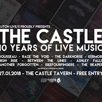 Castle Live 10th Anniversary All-Day Party