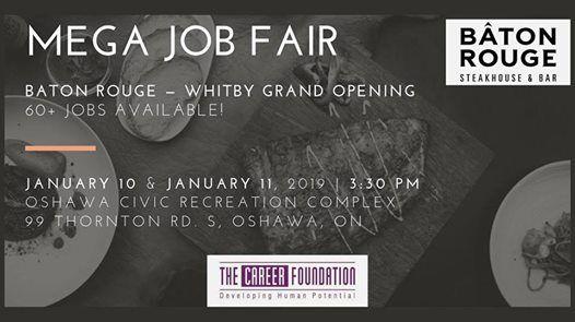 Job Fair Baton Rouge