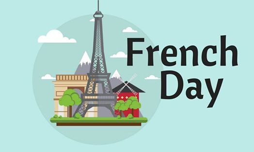 Whole School French Day - Including French Themed Lunch