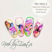 Akredytowane szkolenie Nail Art z Aga Futkowska Kazmierczak