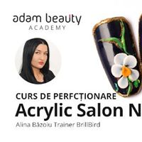 Curs Acrylic Salon Nail Art  Alina Brzoiu  Ploieti