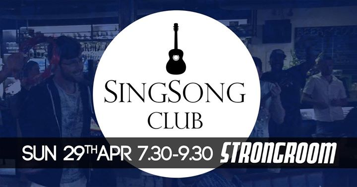 SingSong Club - Communal SingStrum-along