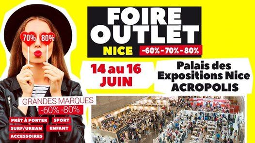 Foire Outlet Nice