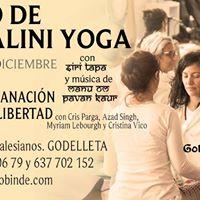 Retiro de Kundalini Yoga con Siri Tapa y msica de Manu Om
