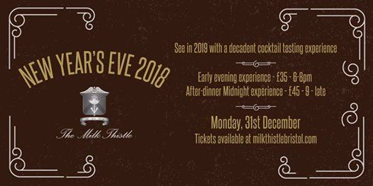 New Years Eve at The Milk Thistle