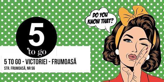 Deschidere Oficial - 5 to go Frumoas