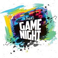Chaos GAME NIGHT