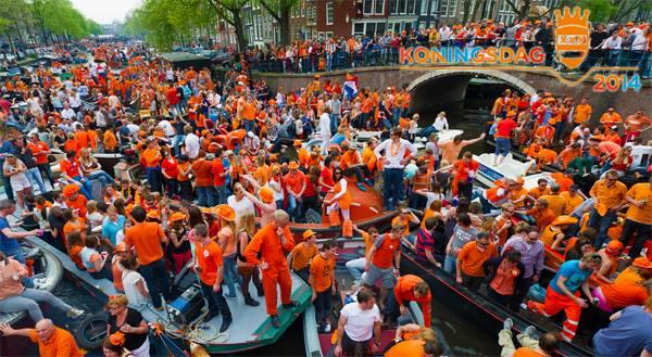Koningsdag Amsterdam 2016 | Amsterdam