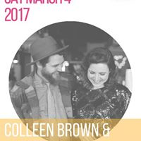 Wolfe Island House Concert w Colleen Brown and Elijah Abrams