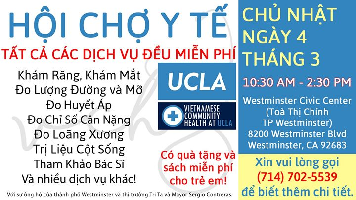 vch vietnamese community health at