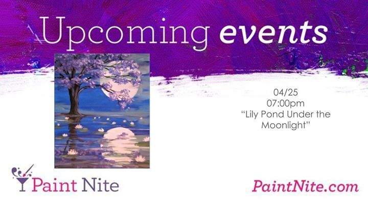 Paint Nite at Wicked Willys
