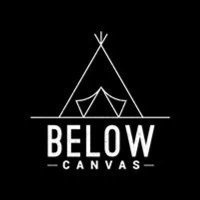 Below Canvas - Event Tipis