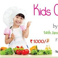 Kids Cooking Session