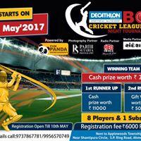 Decathlon Box Cricket League