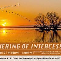 Gathering Of Intercessors