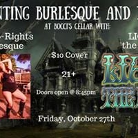 Haunting Burlesque and Funk