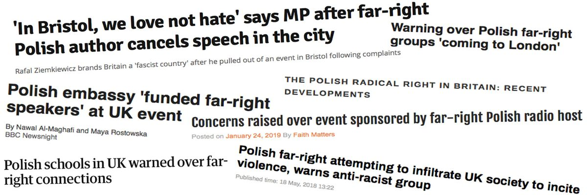 Open Discussion Forum Integration and development of far right radicalisation among Central and  Eastern European (CEE) community.