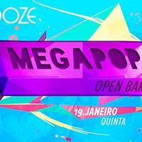 MegaPop Open bar