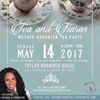 Tea Party Socials Tea And Tiaras
