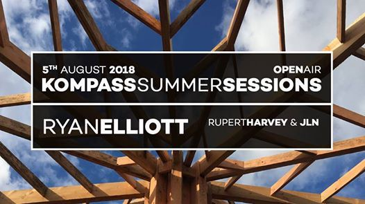 Kompass Summer Sessions Open Air - Ryan Elliott