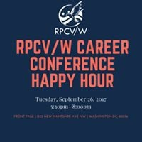 RPCVW Career Conference Happy Hour