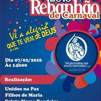 Tarde de Louvor de Carnaval - Rebanho 2016