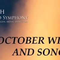 October Winds and Song  UWS with Choral Arts Society of Utah