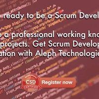 Certified Scrum Developer Workshop (CSD)