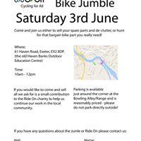Bike Jumble Exeter