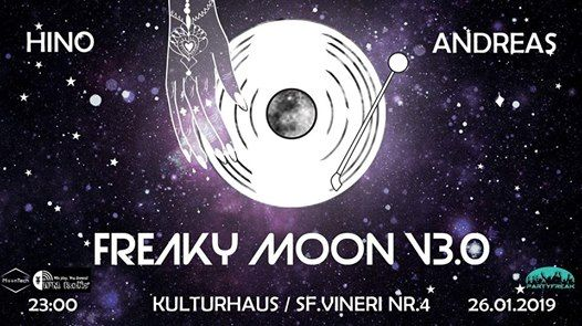 MoonTech & PartyFreak presents Freaky Moon v3.0