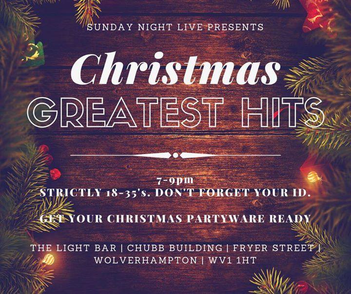 snl christmas special at lighthouse wolverhampton wolverhampton