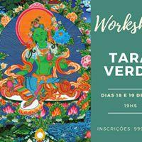 Workshop sobre Tara Verde - com Kunga Rinpoche
