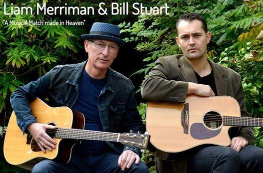 Liam Merriman & Bill Stuart