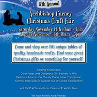 Archbishop Carney Craft Fair