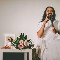 Art of Living Happiness Programm Spezial mit Swami Jyothirmayah