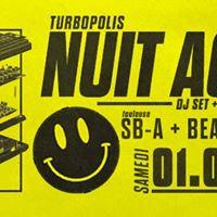 NUIT ACID 1988 Live Club